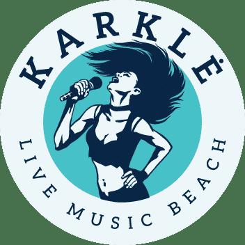Karklė live music beach